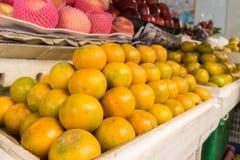 Orange für Verkauf Stockfotos