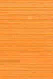 Orange fabric Stock Images