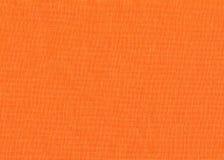 Orange fabric background Stock Photography