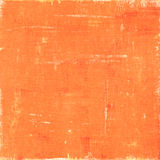 Orange Fabric Background Royalty Free Stock Photography