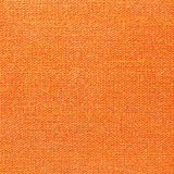 Orange fabric background Royalty Free Stock Photos