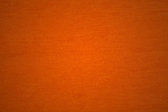 Orange fabric background Royalty Free Stock Photo