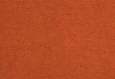 Orange fabric Stock Photography
