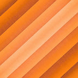 Orange fabric Stock Photography