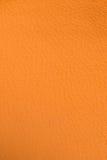 Orange fabric texture Royalty Free Stock Photo