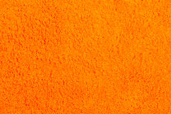 Orange fabric texture Royalty Free Stock Photo