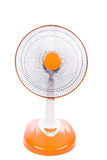 Orange Fan Lizenzfreies Stockbild