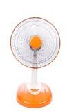 Orange fan Royalty Free Stock Image