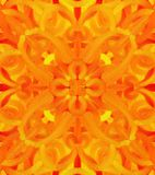 Orange fantasy Stock Photo