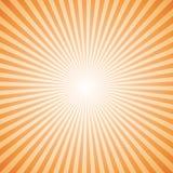 Orange Farbexplosionshintergrund Lizenzfreie Stockfotos