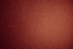 Orange felt background Royalty Free Stock Photos