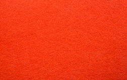 orange felt fabric. Royalty Free Stock Photos
