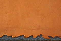 Orange Fiberglas Lizenzfreie Stockfotografie