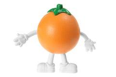 Orange Figure Stock Images