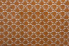 Orange flower style Stock Image
