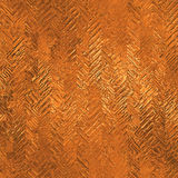 Orange Foil Seamless and Tileable Background Texture. Orange foil seamless and tileable luxury and shiny  holiday background texture Stock Image