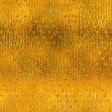Orange Folie nahtlose und Tileable-Hintergrund-Beschaffenheit Lizenzfreie Stockfotos