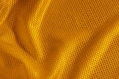 Orange football Jersey stock photo