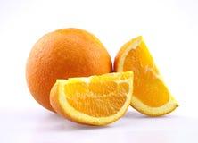 Orange Früchte Lizenzfreie Stockfotos