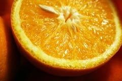 Orange Früchte Lizenzfreies Stockfoto