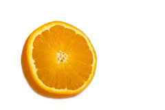 orange fraîche Images stock