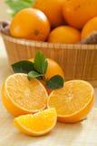 Orange Früchte Lizenzfreie Stockfotografie