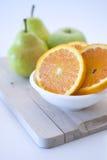 Orange fresh fruit Stock Image