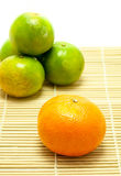 Orange fresh fruit Royalty Free Stock Photography