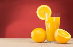 Orange freshness Royalty Free Stock Images