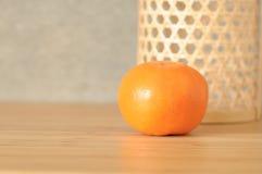 Orange frisches Lizenzfreies Stockbild