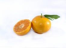 Orange frisches und sauber Lizenzfreie Stockfotografie