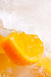 Orange froit Royalty Free Stock Photography