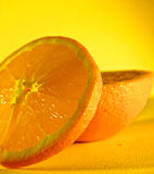 Orange Frucht Stockfotografie