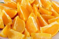 Orange Frucht Stockfoto