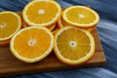 Orange Frucht Stockbilder