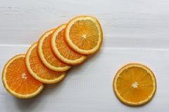 Orange Frucht Lizenzfreie Stockfotos