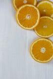 Orange Frucht lizenzfreie stockfotografie