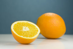 Orange Frucht Lizenzfreies Stockbild