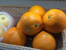 Orange Frucht Stockfotografie