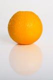 Orange Frucht/Vitamin C Lizenzfreie Stockbilder
