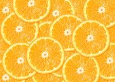 Orange Fruchthintergrund Lizenzfreie Stockfotografie