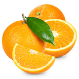 Orange frui Royalty Free Stock Photography