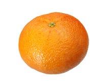 Orange fruit. Orange isolated on white background. Easily extracted Stock Photography