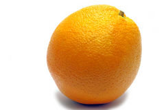Orange fruit. Isolated on white Stock Photography