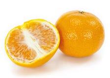 Orange fruit Stock Photo