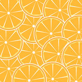 Orange fruit abstract background vector. Illustration. This is file of EPS10 format Royalty Free Stock Photography