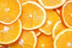 Orange fruit background Stock Images