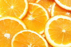 Orange fruit background Stock Photography