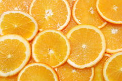 Orange fruit background Royalty Free Stock Photo