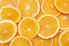 Orange fruit background Royalty Free Stock Photo